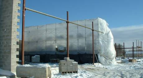 cold masonry tips, masonry cold weather, kenosha