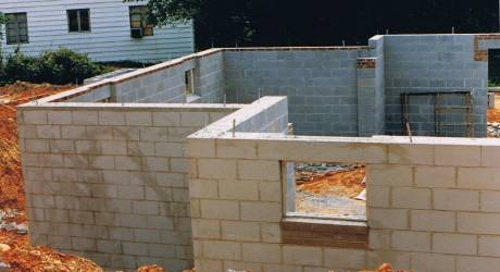 masonry construction, brick basement, local basement mason