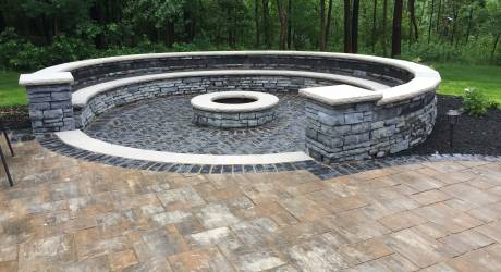 paver patio installation, put in paver patio, patio brick installation