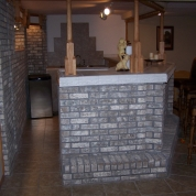 bar masonry kenosha, new bar kenosha, vortex restoration