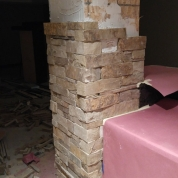 stone masonry milwaukee, stone columns milwaukee, basement masonry milwaukee, vortex restoration