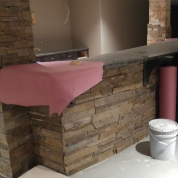 build bar milwaukee, custom wet bar milwaukee, bar contractor milwaukee, vortex restoration