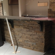 finished bar milwaukee, stone table milwaukee, vortex restoration