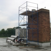 commercial chimney repair milwaukee, repair chimney milwaukee, vortex restoration