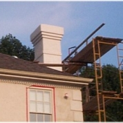 crumbling chimney milwaukee, brick chimney repair milwaukee, vortex restoration
