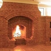 brick fireplace restoration, fix brick fireplace, kenosha