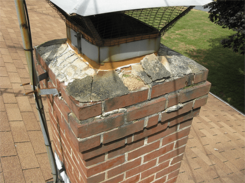 chimney maintenance racine, racine chimney repair, fix chimney racine