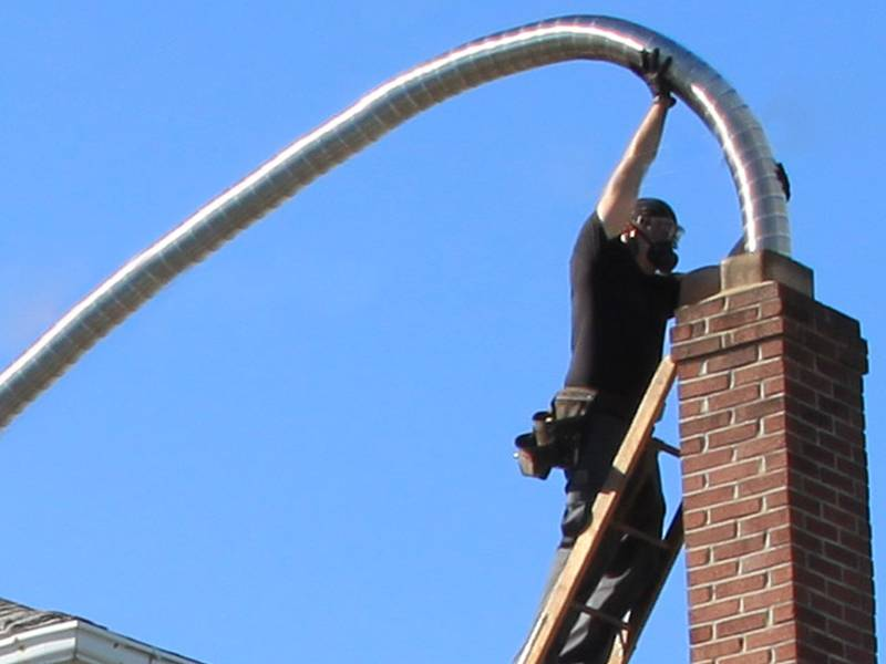 chimney relining kenosha, chimney relining racine, chimney relining milwaukee