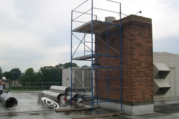 repair chimney West Bend, chimney restoration West Bend broken chimney West Bend